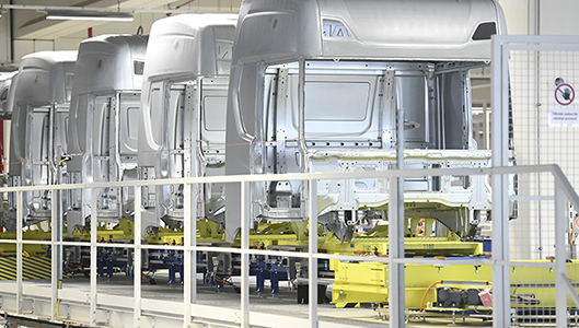 Kiina-Scania