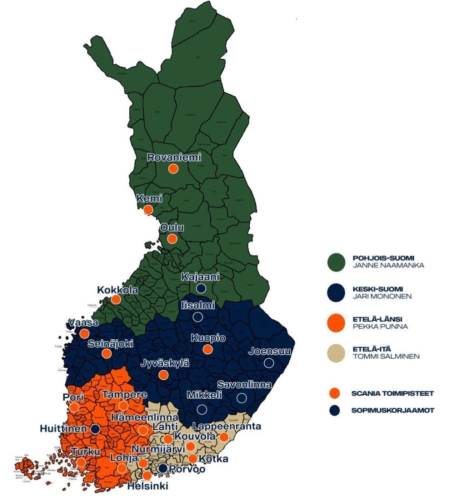 Scania Suomi Oy