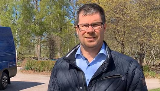 Raimo Haavikko, MAN-myyntipäällikkö