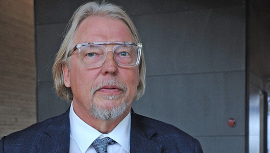 Autoliiton puheenjohtaja Timo Luoma-aho