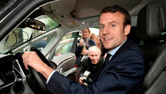 Ranska tukee taloudellisesti omaa autoteollisuuttaan