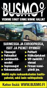 Busmo Oy – Viemme Sinut sinne minne haluat