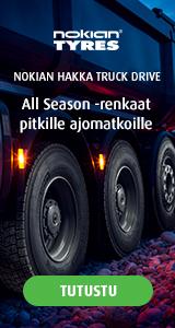 Nokian Hakka Truck Drive