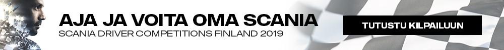 Scania – syystalkoot