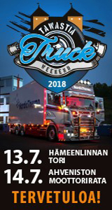 Tawastia Truck Weekend