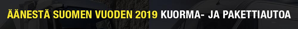 Vuoden Kuorma- ja Pakettiauto