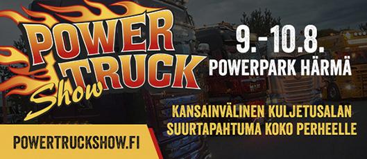 Power Truck Show 2019