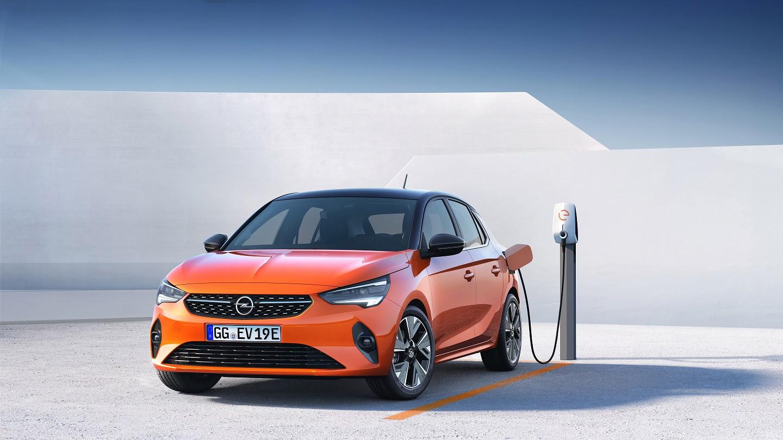 Sähköauto Opel Corsa-e