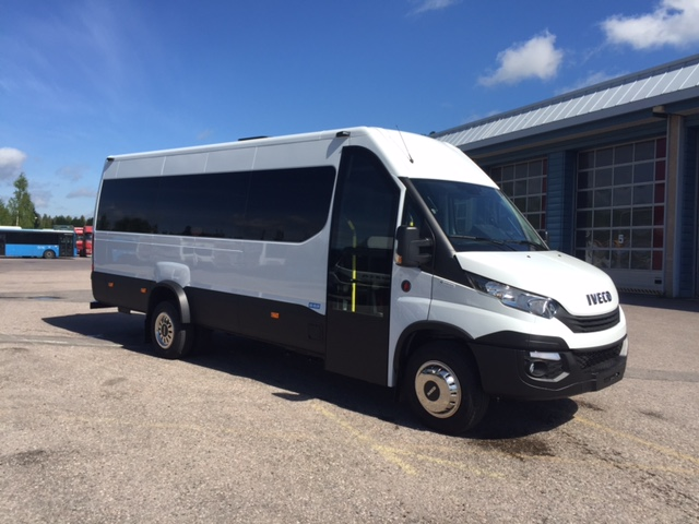 Iveco Daily Forveda