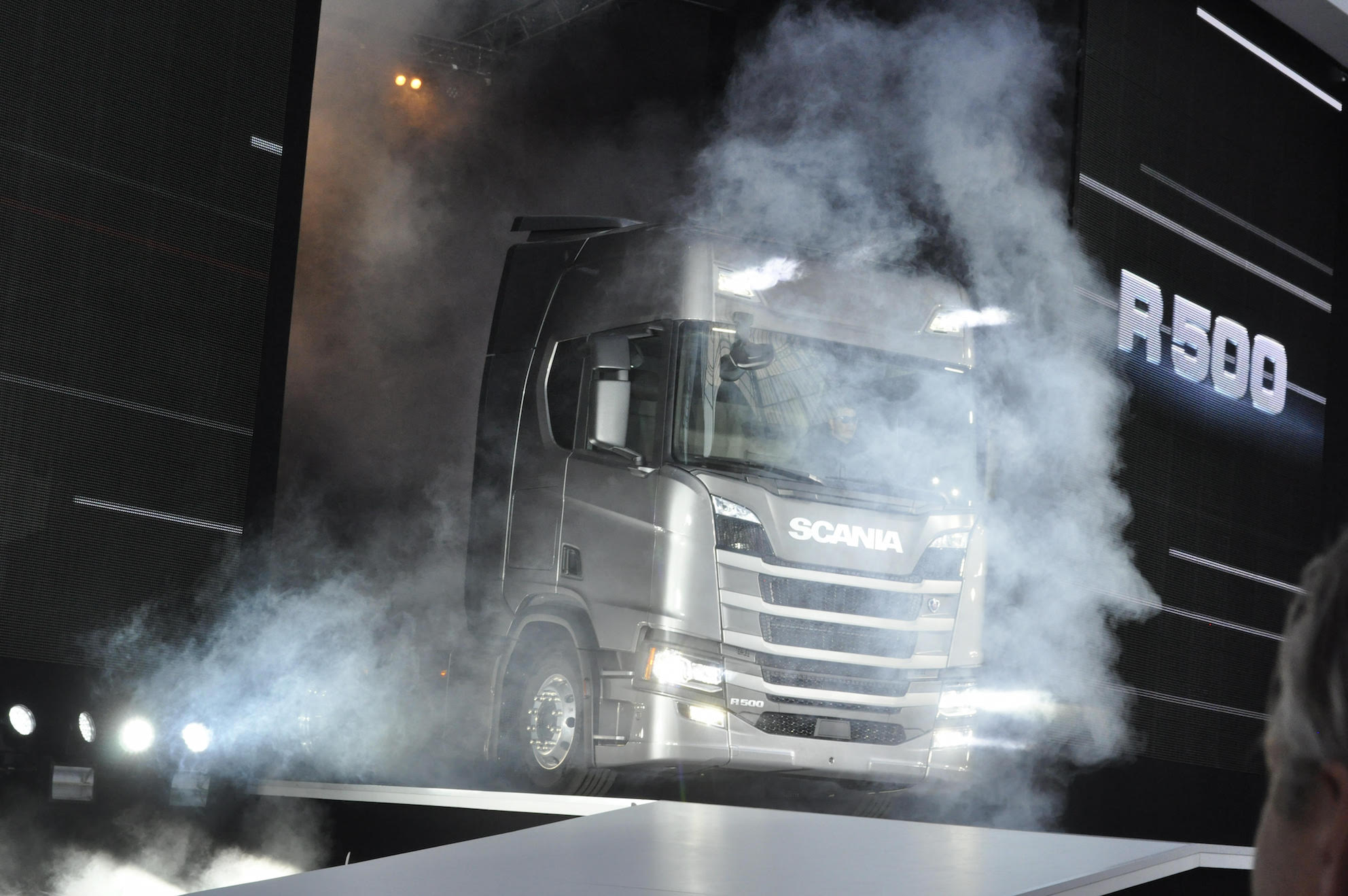 Scania R-sarjan kuorma-auto